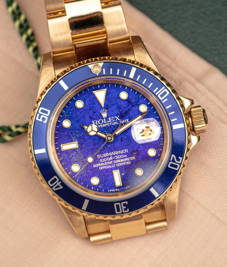 rolex-submariner-16618-lapis