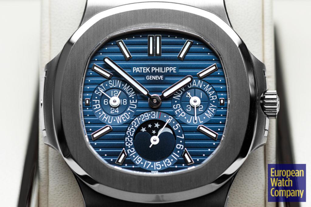Patek Philippe Nautilus Perpetual Calendar 5740/1G