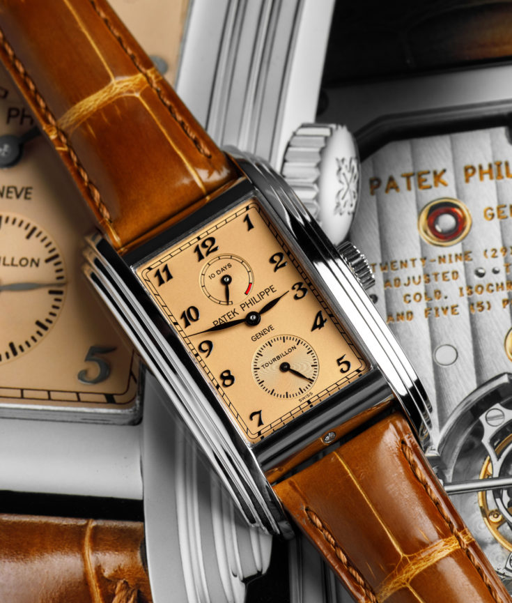 Super Sleeper: The Patek Philippe 5101P 10 Day Tourbillon