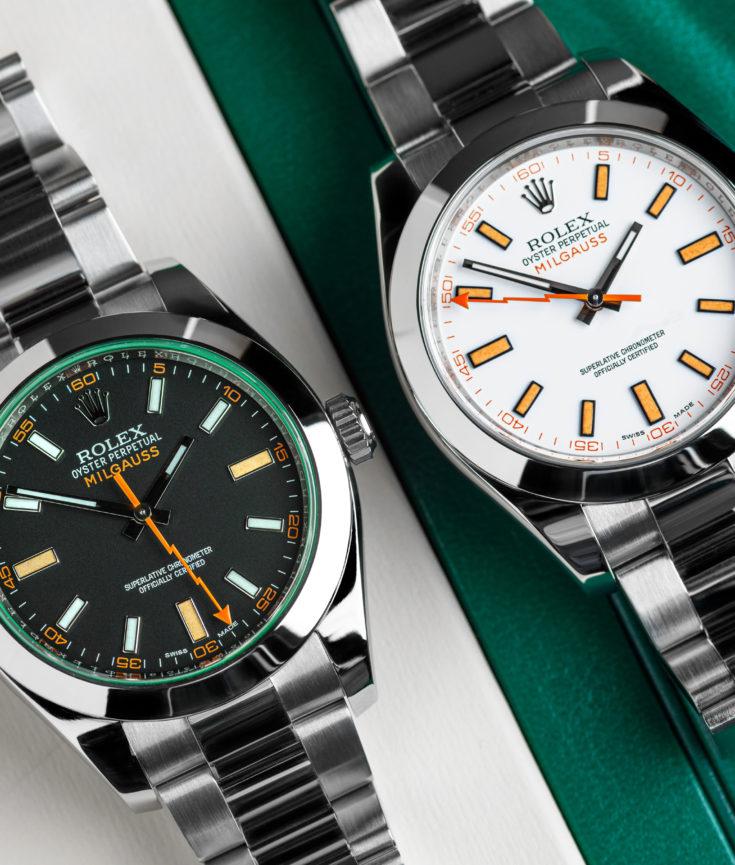 Rolex-Milgauss-116400