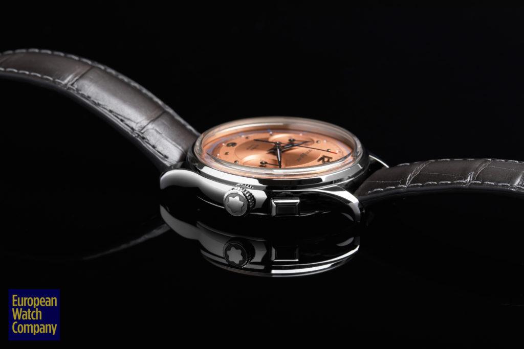 Montblanc-Heritage-Spirit-Pulsograph-Salmon-Dial-Monopusher-119914