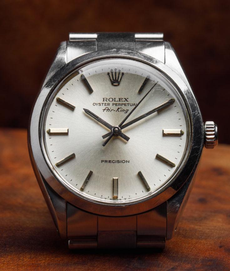 Rolex Air King 5500