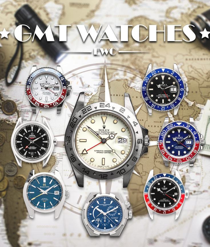 best gmt watches guide
