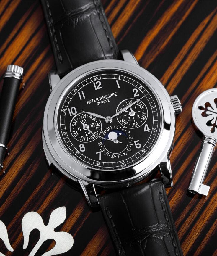 Patek Philippe 5074P Minute Repeater Perpetual Calendar