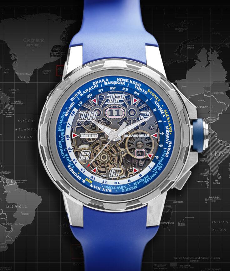 Richard-Mille-RM63-02-Worldtimer-Titanium