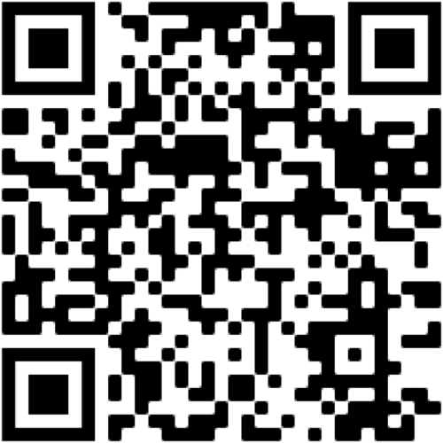 QR Code for phone scanning for the EWC mobile app.